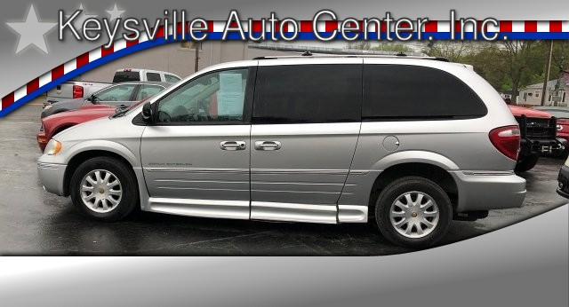 2006 Chrysler Town & Country Limited Limited 4-Speed Automatic
